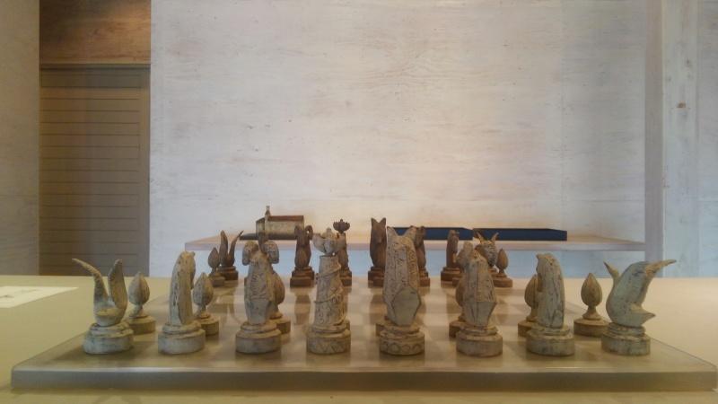 ナカオタカシとクロヌマタカトシの展示1_f0351305_17360259.jpg