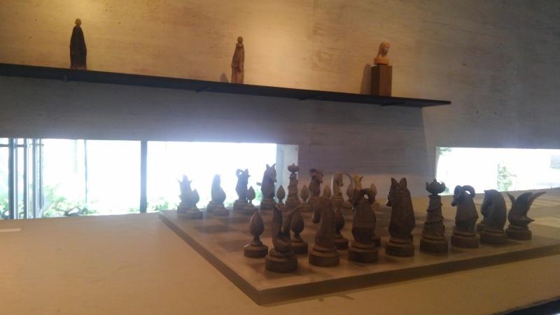 ナカオタカシとクロヌマタカトシの展示1_f0351305_17370663.jpg