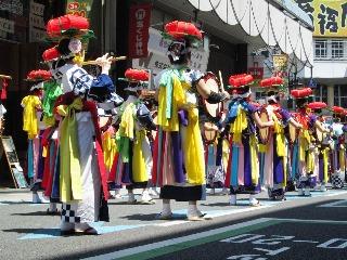 チャグチャグ馬コ手踊り&盛岡さんさ踊りパレード_d0348249_10431281.jpg