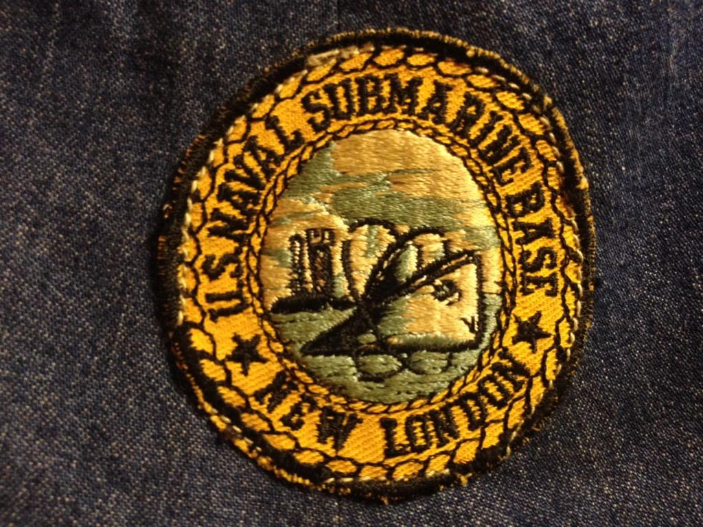 神戸店7/13(水)ヴィンテージ&スーペリア入荷!#3  40\'s USN Denim Bag byW.C.! USN Mexican Ring!!!_c0078587_1737458.jpg