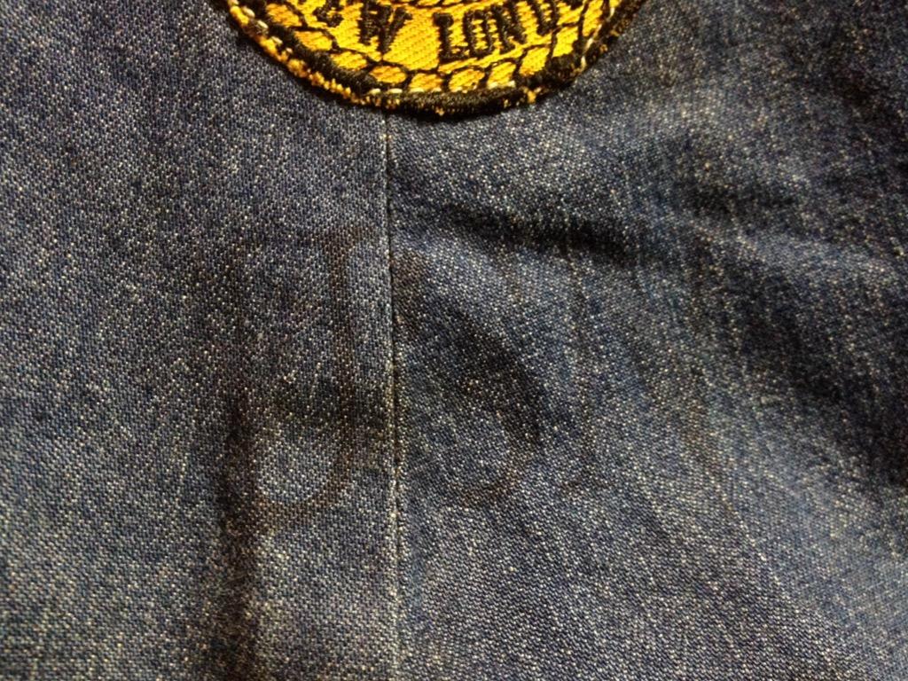 神戸店7/13(水)ヴィンテージ&スーペリア入荷!#3  40\'s USN Denim Bag byW.C.! USN Mexican Ring!!!_c0078587_17385145.jpg