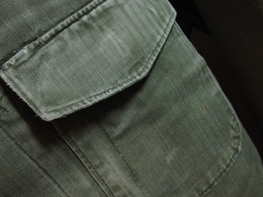 神戸店7/13(水)ヴィンテージ&スーペリア入荷!#3  40\'s USN Denim Bag byW.C.! USN Mexican Ring!!!_c0078587_18152021.jpg