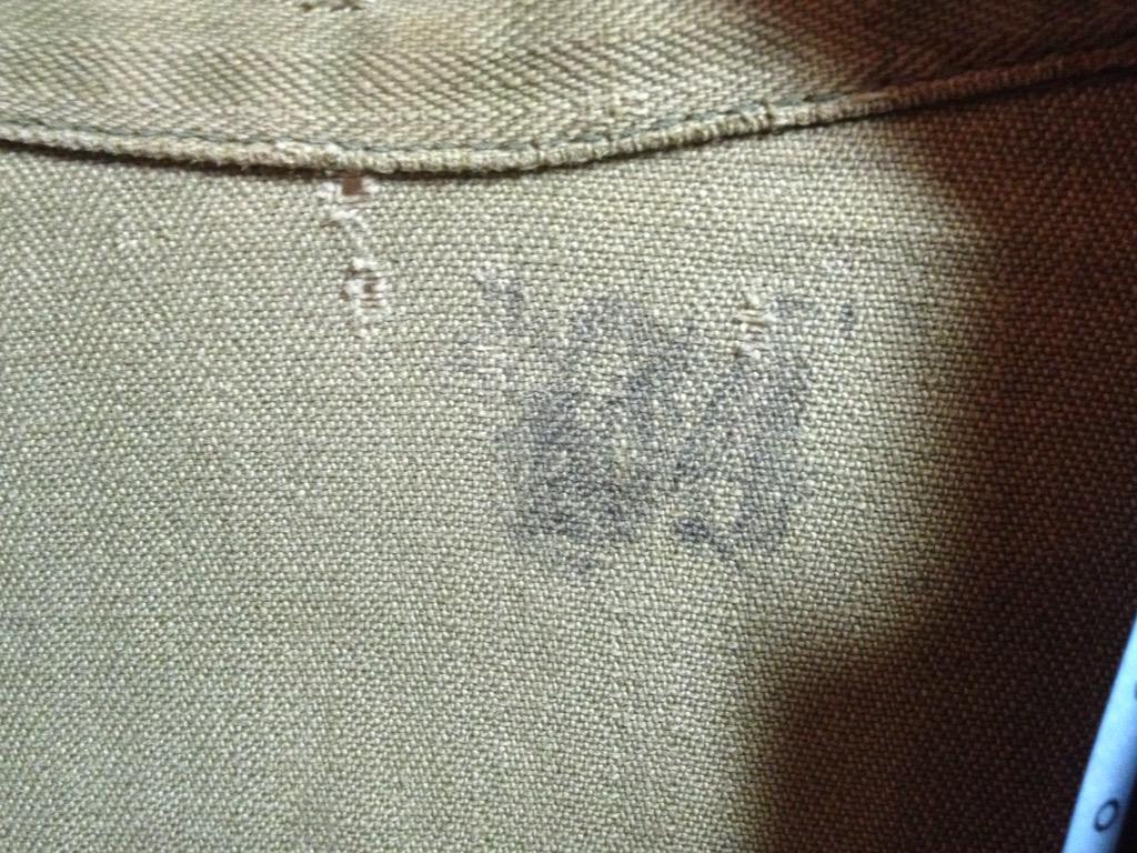 神戸店7/13(水)ヴィンテージ&スーペリア入荷!#3  40\'s USN Denim Bag byW.C.! USN Mexican Ring!!!_c0078587_1861350.jpg