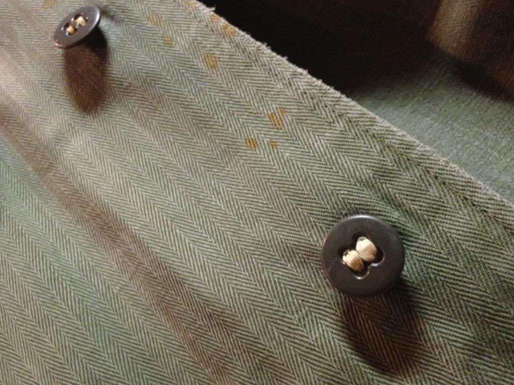 神戸店7/13(水)ヴィンテージ&スーペリア入荷!#3  40\'s USN Denim Bag byW.C.! USN Mexican Ring!!!_c0078587_1948919.jpg