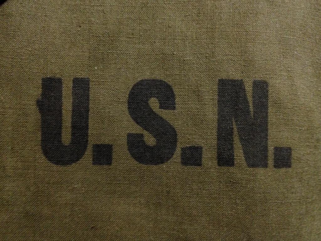 神戸店7/13(水)ヴィンテージ&スーペリア入荷!#3  40\'s USN Denim Bag byW.C.! USN Mexican Ring!!!_c0078587_19531246.jpg