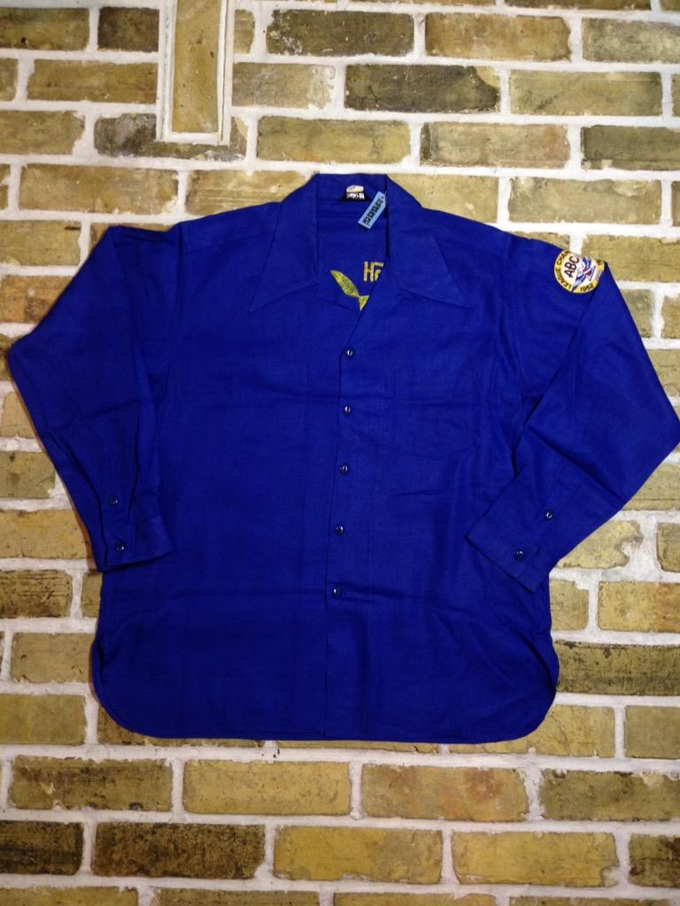 神戸店7/13(水)ヴィンテージ&スーペリア入荷!#4  Vintage Chain Stitch Shirt!!!(T.W.神戸店)_c0078587_19572118.jpg