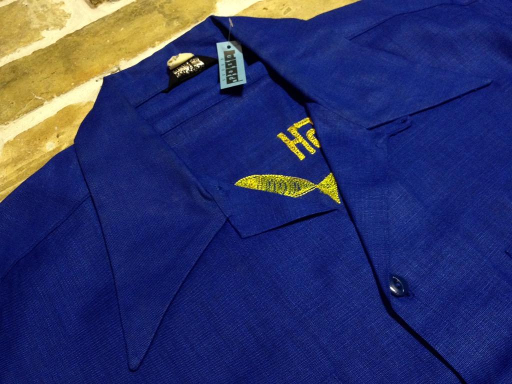 神戸店7/13(水)ヴィンテージ&スーペリア入荷!#4  Vintage Chain Stitch Shirt!!!(T.W.神戸店)_c0078587_1958050.jpg