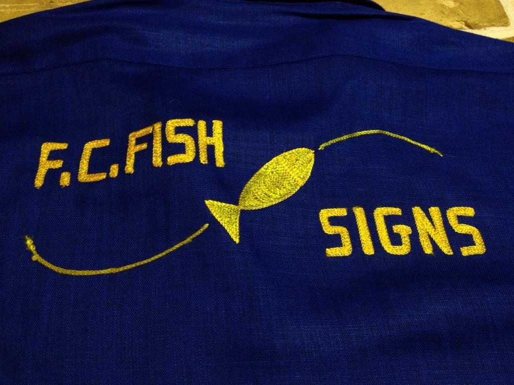 神戸店7/13(水)ヴィンテージ&スーペリア入荷!#4  Vintage Chain Stitch Shirt!!!(T.W.神戸店)_c0078587_1958229.jpg