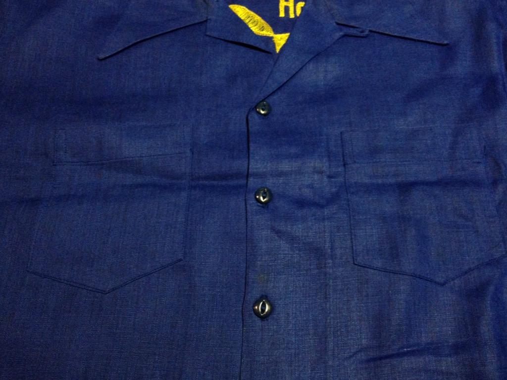 神戸店7/13(水)ヴィンテージ&スーペリア入荷!#4  Vintage Chain Stitch Shirt!!!(T.W.神戸店)_c0078587_19591114.jpg