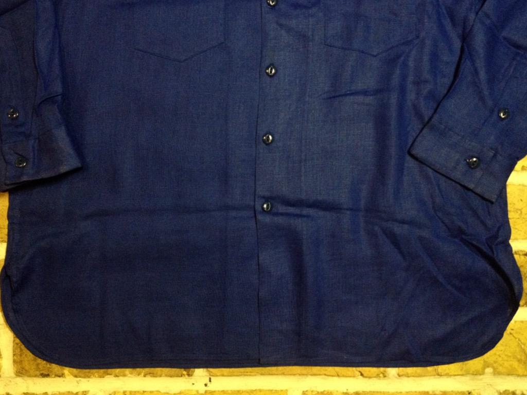 神戸店7/13(水)ヴィンテージ&スーペリア入荷!#4  Vintage Chain Stitch Shirt!!!(T.W.神戸店)_c0078587_19593580.jpg