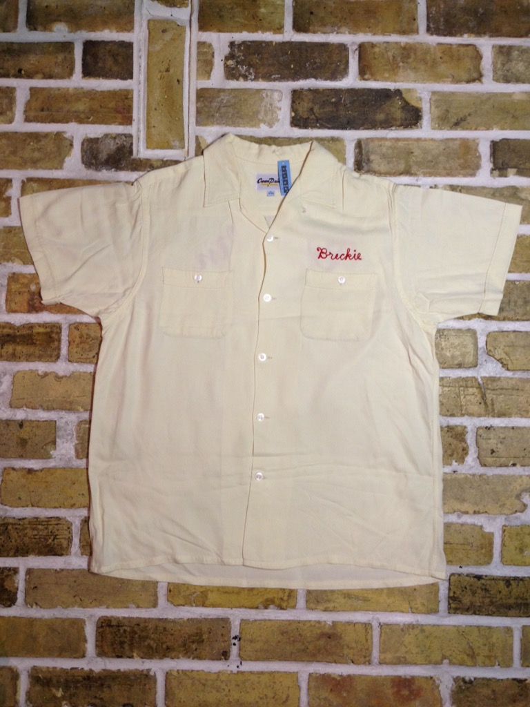 神戸店7/13(水)ヴィンテージ&スーペリア入荷!#4  Vintage Chain Stitch Shirt!!!(T.W.神戸店)_c0078587_200594.jpg