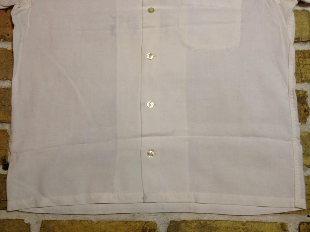 神戸店7/13(水)ヴィンテージ&スーペリア入荷!#4  Vintage Chain Stitch Shirt!!!(T.W.神戸店)_c0078587_20104984.jpg