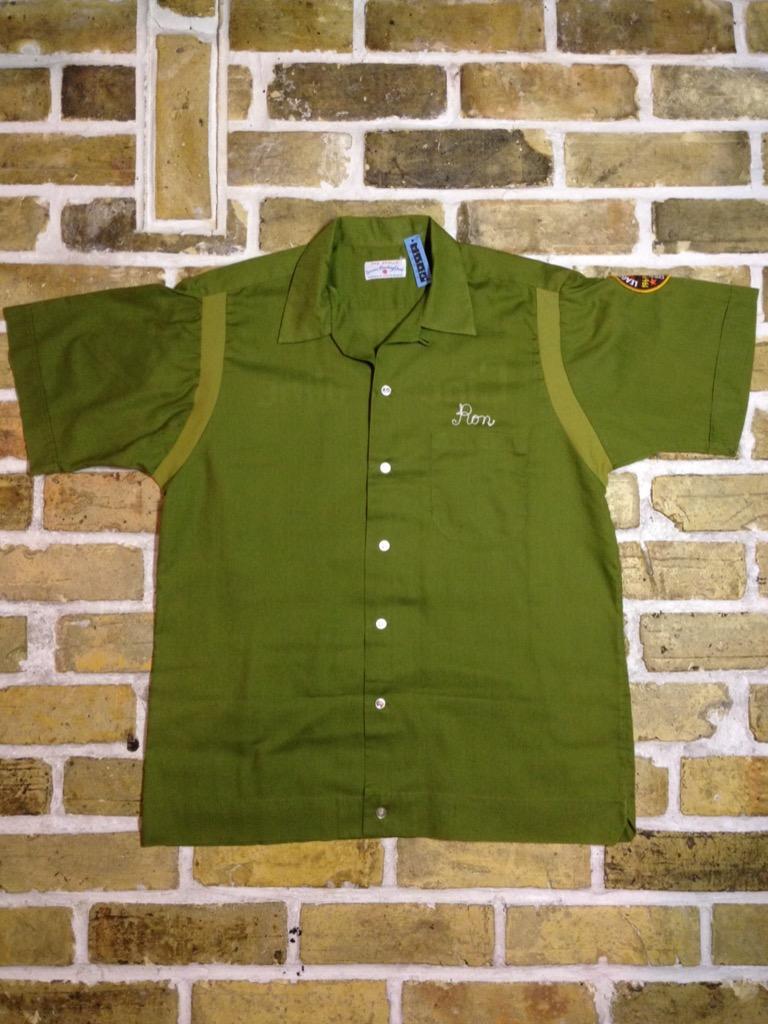 神戸店7/13(水)ヴィンテージ&スーペリア入荷!#4  Vintage Chain Stitch Shirt!!!(T.W.神戸店)_c0078587_20111831.jpg