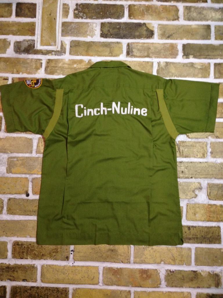 神戸店7/13(水)ヴィンテージ&スーペリア入荷!#4  Vintage Chain Stitch Shirt!!!(T.W.神戸店)_c0078587_20112829.jpg