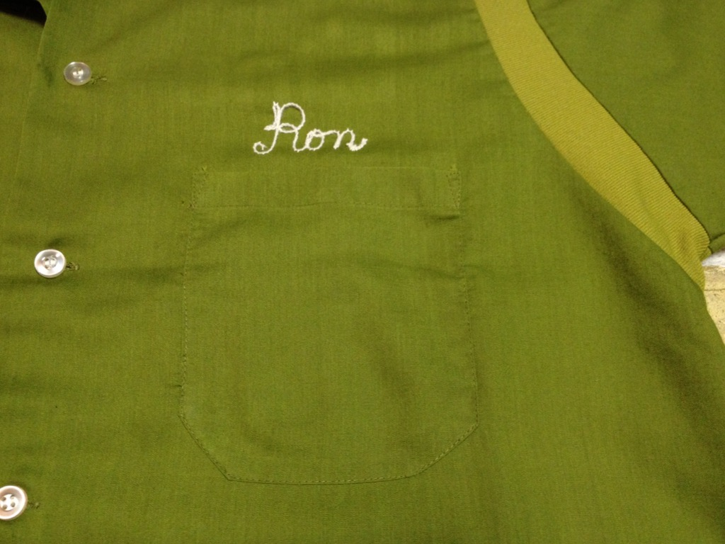 神戸店7/13(水)ヴィンテージ&スーペリア入荷!#4  Vintage Chain Stitch Shirt!!!(T.W.神戸店)_c0078587_20114983.jpg