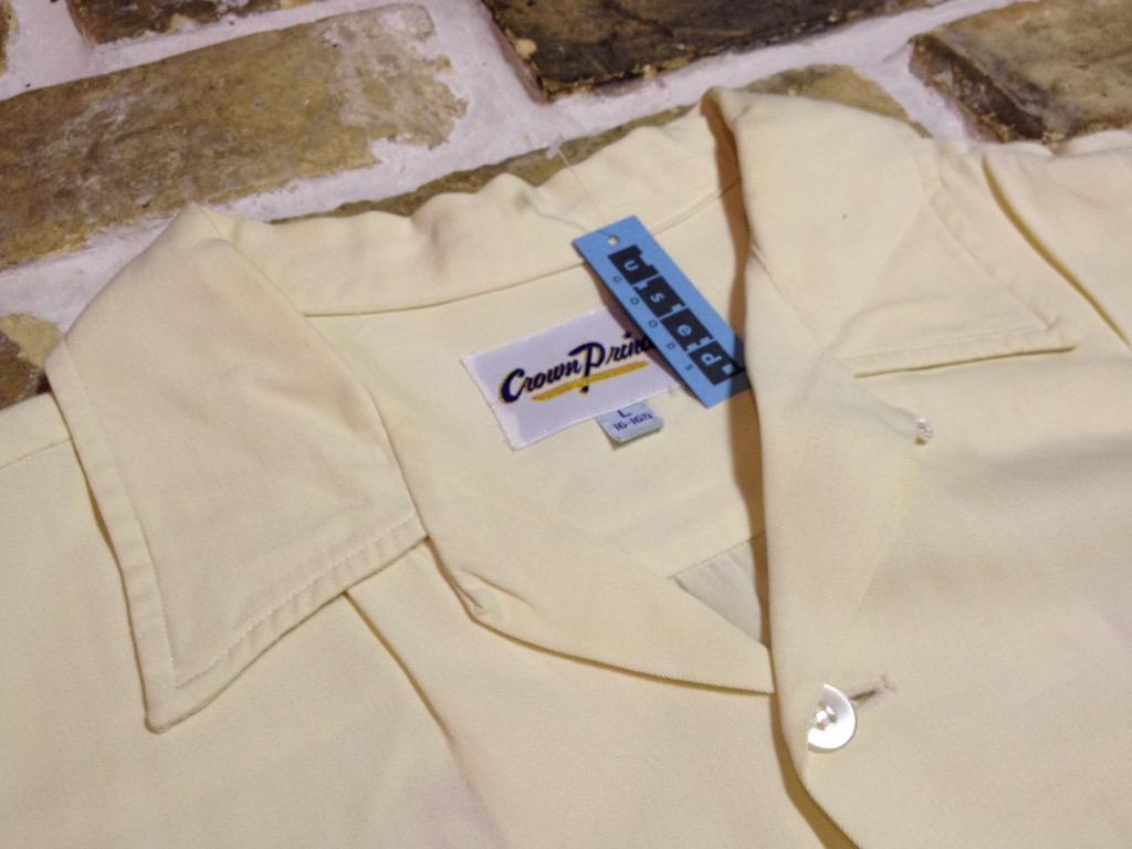 神戸店7/13(水)ヴィンテージ&スーペリア入荷!#4  Vintage Chain Stitch Shirt!!!(T.W.神戸店)_c0078587_201151.jpg