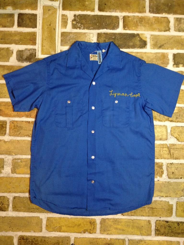 神戸店7/13(水)ヴィンテージ&スーペリア入荷!#4  Vintage Chain Stitch Shirt!!!(T.W.神戸店)_c0078587_20135934.jpg