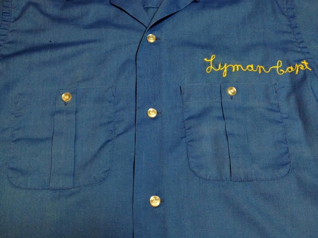 神戸店7/13(水)ヴィンテージ&スーペリア入荷!#4  Vintage Chain Stitch Shirt!!!(T.W.神戸店)_c0078587_20142479.jpg