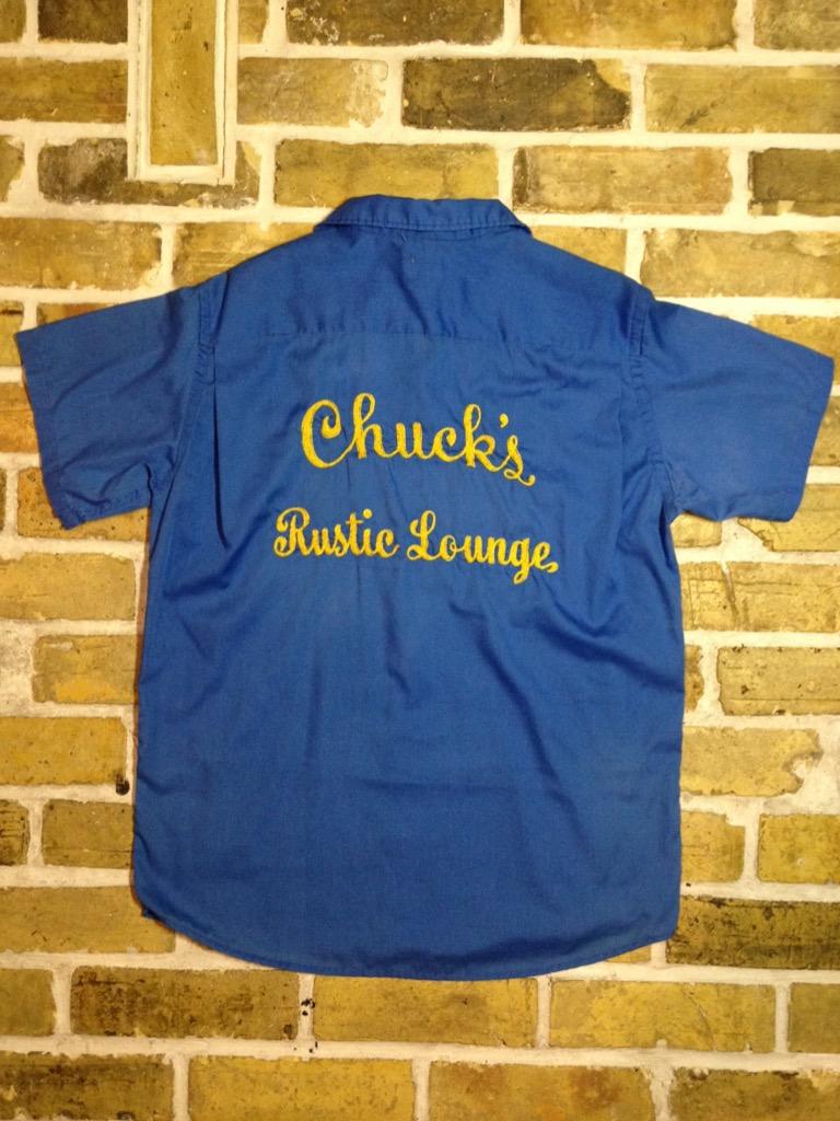 神戸店7/13(水)ヴィンテージ&スーペリア入荷!#4  Vintage Chain Stitch Shirt!!!(T.W.神戸店)_c0078587_2014676.jpg