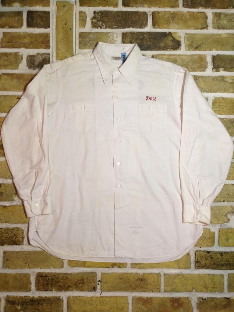 神戸店7/13(水)ヴィンテージ&スーペリア入荷!#4  Vintage Chain Stitch Shirt!!!(T.W.神戸店)_c0078587_20153072.jpg