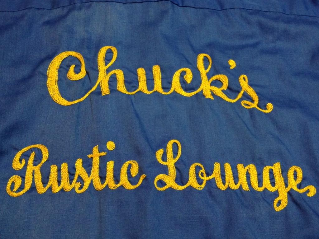 神戸店7/13(水)ヴィンテージ&スーペリア入荷!#4  Vintage Chain Stitch Shirt!!!(T.W.神戸店)_c0078587_2015632.jpg