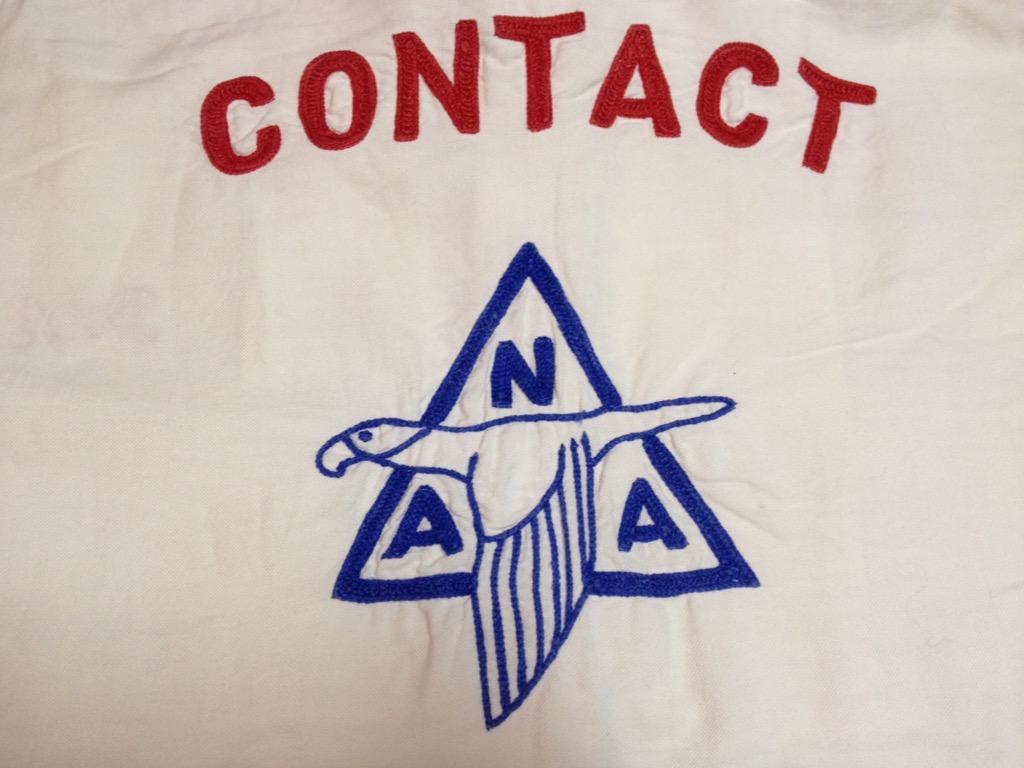 神戸店7/13(水)ヴィンテージ&スーペリア入荷!#4  Vintage Chain Stitch Shirt!!!(T.W.神戸店)_c0078587_20161844.jpg
