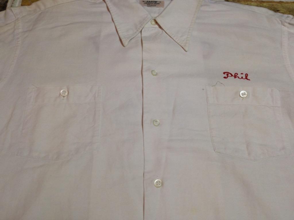 神戸店7/13(水)ヴィンテージ&スーペリア入荷!#4  Vintage Chain Stitch Shirt!!!(T.W.神戸店)_c0078587_20163557.jpg
