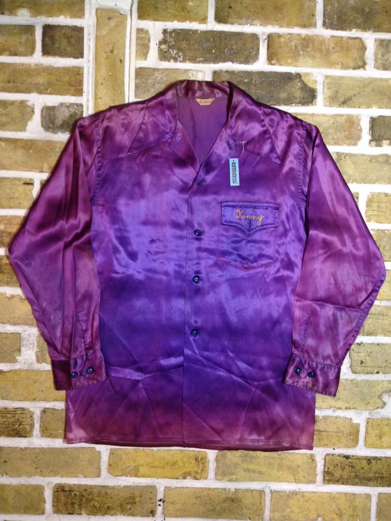 神戸店7/13(水)ヴィンテージ&スーペリア入荷!#4  Vintage Chain Stitch Shirt!!!(T.W.神戸店)_c0078587_20173358.jpg
