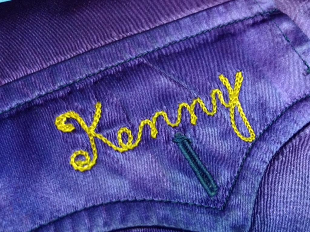 神戸店7/13(水)ヴィンテージ&スーペリア入荷!#4  Vintage Chain Stitch Shirt!!!(T.W.神戸店)_c0078587_20182575.jpg