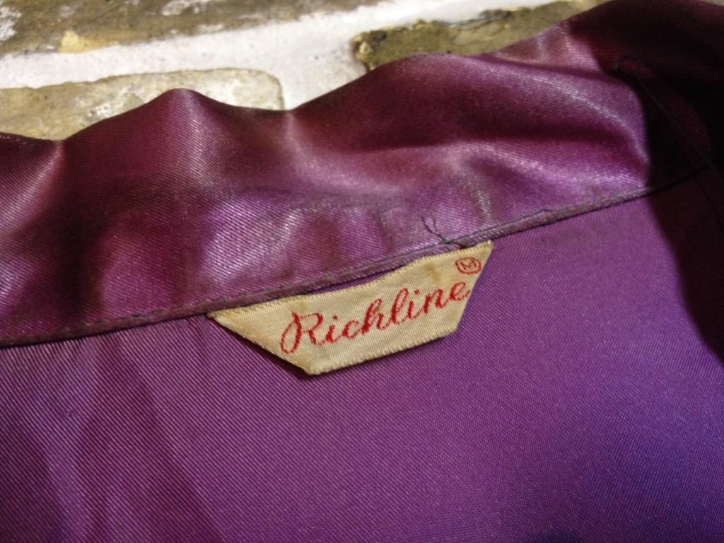 神戸店7/13(水)ヴィンテージ&スーペリア入荷!#4  Vintage Chain Stitch Shirt!!!(T.W.神戸店)_c0078587_20194122.jpg