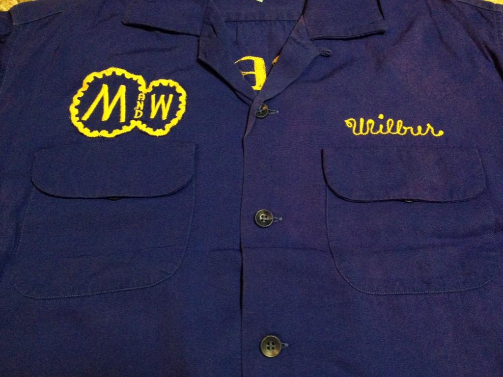 神戸店7/13(水)ヴィンテージ&スーペリア入荷!#4  Vintage Chain Stitch Shirt!!!(T.W.神戸店)_c0078587_2033275.jpg