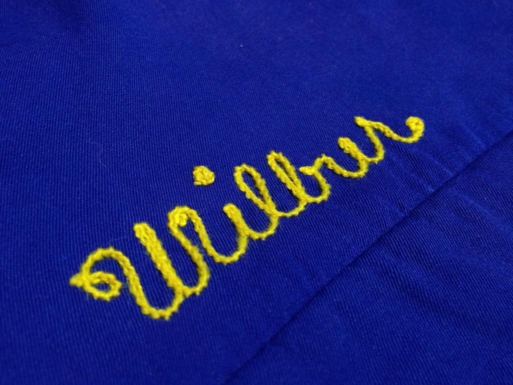 神戸店7/13(水)ヴィンテージ&スーペリア入荷!#4  Vintage Chain Stitch Shirt!!!(T.W.神戸店)_c0078587_2034022.jpg