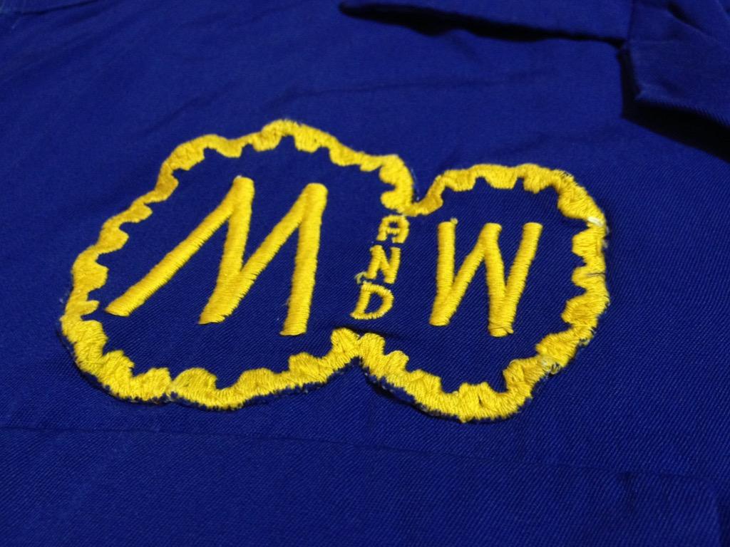 神戸店7/13(水)ヴィンテージ&スーペリア入荷!#4  Vintage Chain Stitch Shirt!!!(T.W.神戸店)_c0078587_2034777.jpg