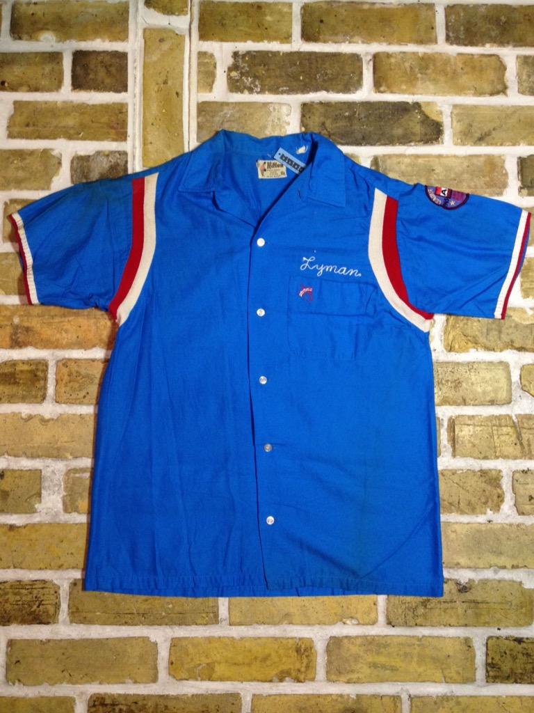 神戸店7/13(水)ヴィンテージ&スーペリア入荷!#4  Vintage Chain Stitch Shirt!!!(T.W.神戸店)_c0078587_2051130.jpg