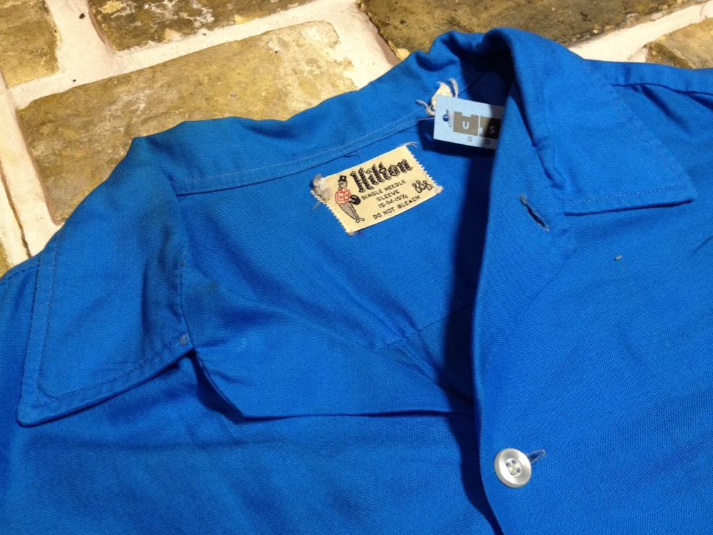 神戸店7/13(水)ヴィンテージ&スーペリア入荷!#4  Vintage Chain Stitch Shirt!!!(T.W.神戸店)_c0078587_2071785.jpg