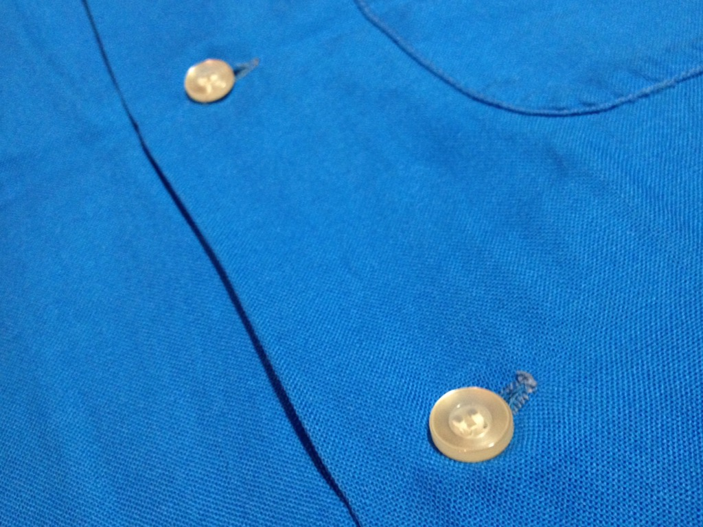 神戸店7/13(水)ヴィンテージ&スーペリア入荷!#4  Vintage Chain Stitch Shirt!!!(T.W.神戸店)_c0078587_2073487.jpg