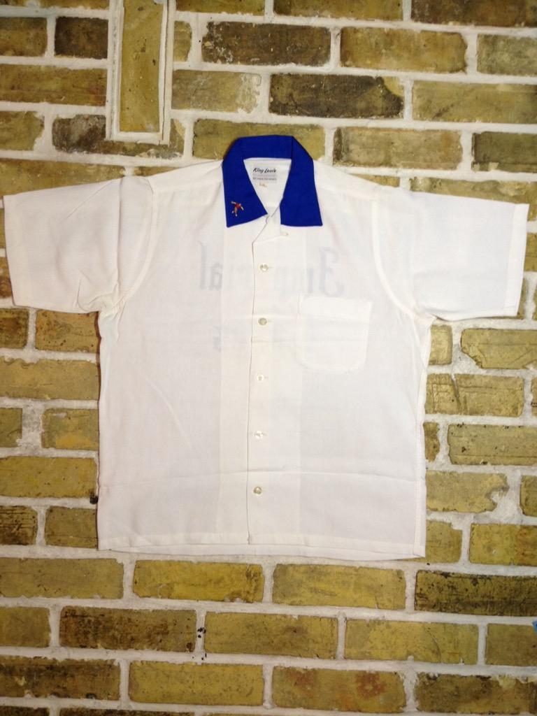 神戸店7/13(水)ヴィンテージ&スーペリア入荷!#4  Vintage Chain Stitch Shirt!!!(T.W.神戸店)_c0078587_2082075.jpg
