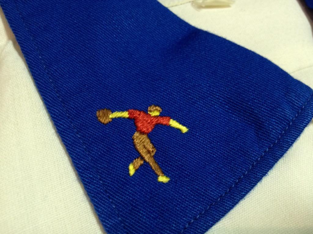 神戸店7/13(水)ヴィンテージ&スーペリア入荷!#4  Vintage Chain Stitch Shirt!!!(T.W.神戸店)_c0078587_2084610.jpg