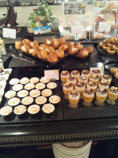 ウェスティンホテル東京 ザ・テラス チーズデザートブッフェ_f0076001_23532051.jpg