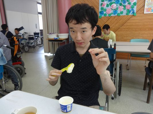 7/10 喫茶&アロマオイル体験_a0154110_1337405.jpg