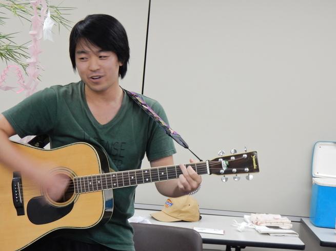 七夕パーティ(火曜日夜教室)_e0175020_827992.jpg