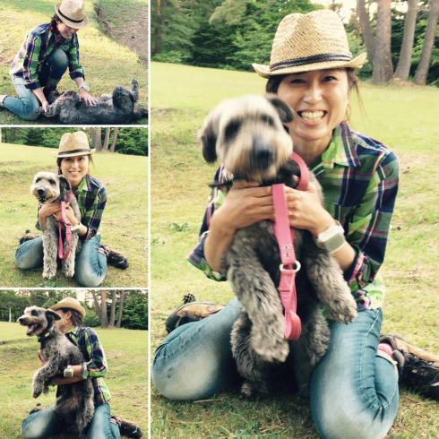 ボリビア生まれの愛犬チチャ12歳_b0199244_06245543.jpg