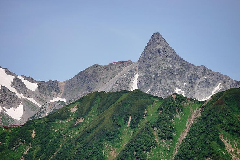 行くぜ、大天井岳!インディアン・ランチへの道 _f0016656_22534023.jpg