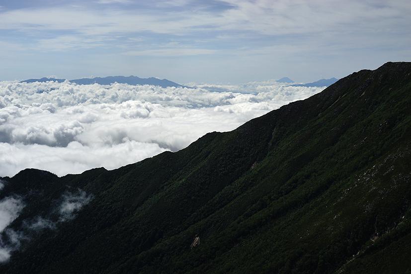 行くぜ、大天井岳!インディアン・ランチへの道 _f0016656_22543116.jpg