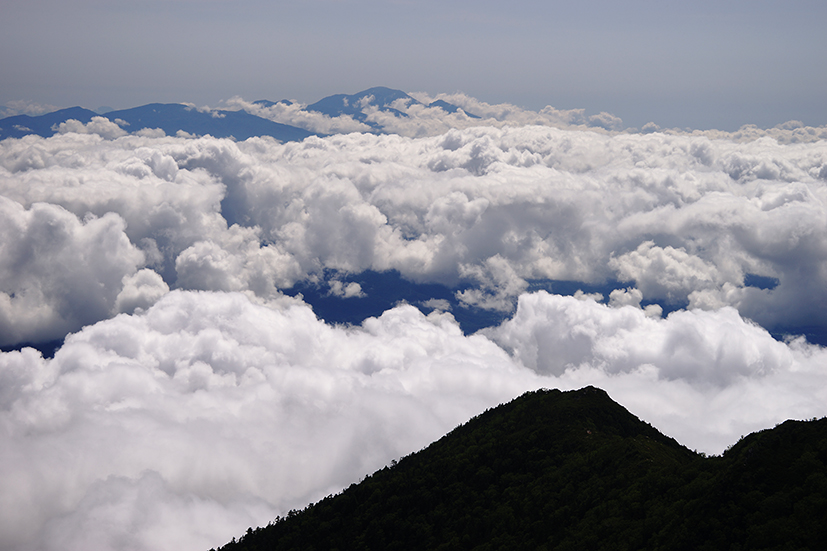 行くぜ、大天井岳!インディアン・ランチへの道 _f0016656_22561088.jpg