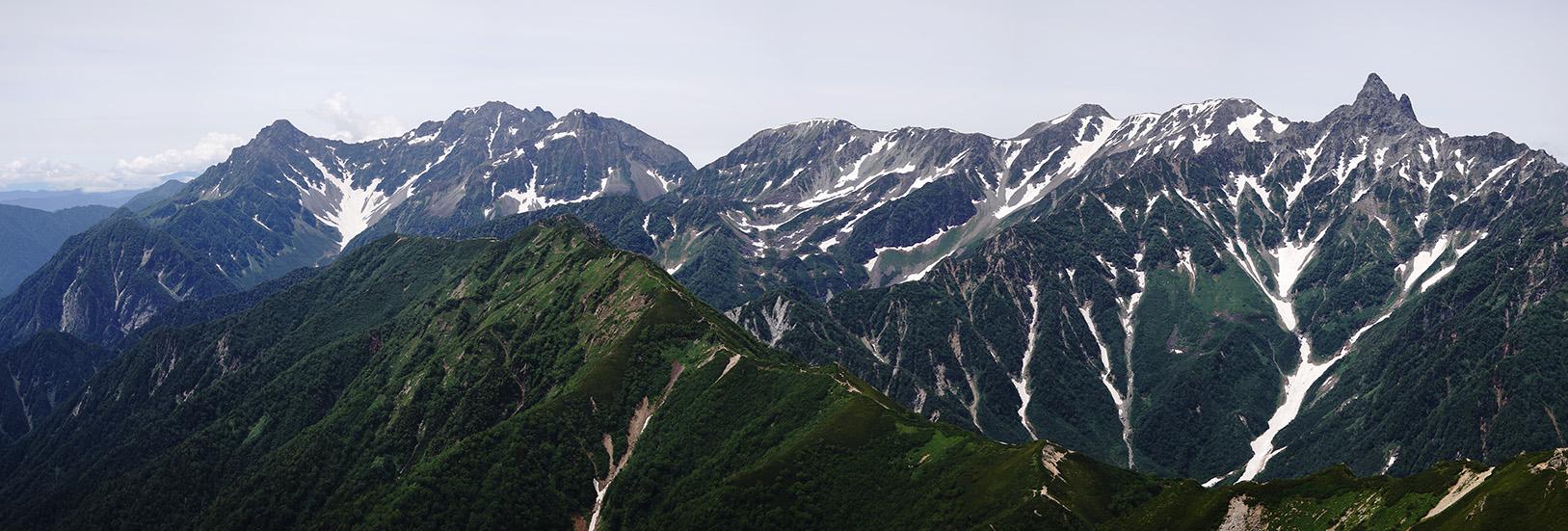 行くぜ、大天井岳!インディアン・ランチへの道 _f0016656_2305674.jpg