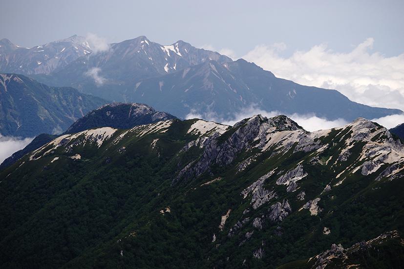 行くぜ、大天井岳!インディアン・ランチへの道 _f0016656_2321120.jpg