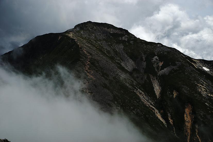 行くぜ、大天井岳!インディアン・ランチへの道 _f0016656_2345217.jpg