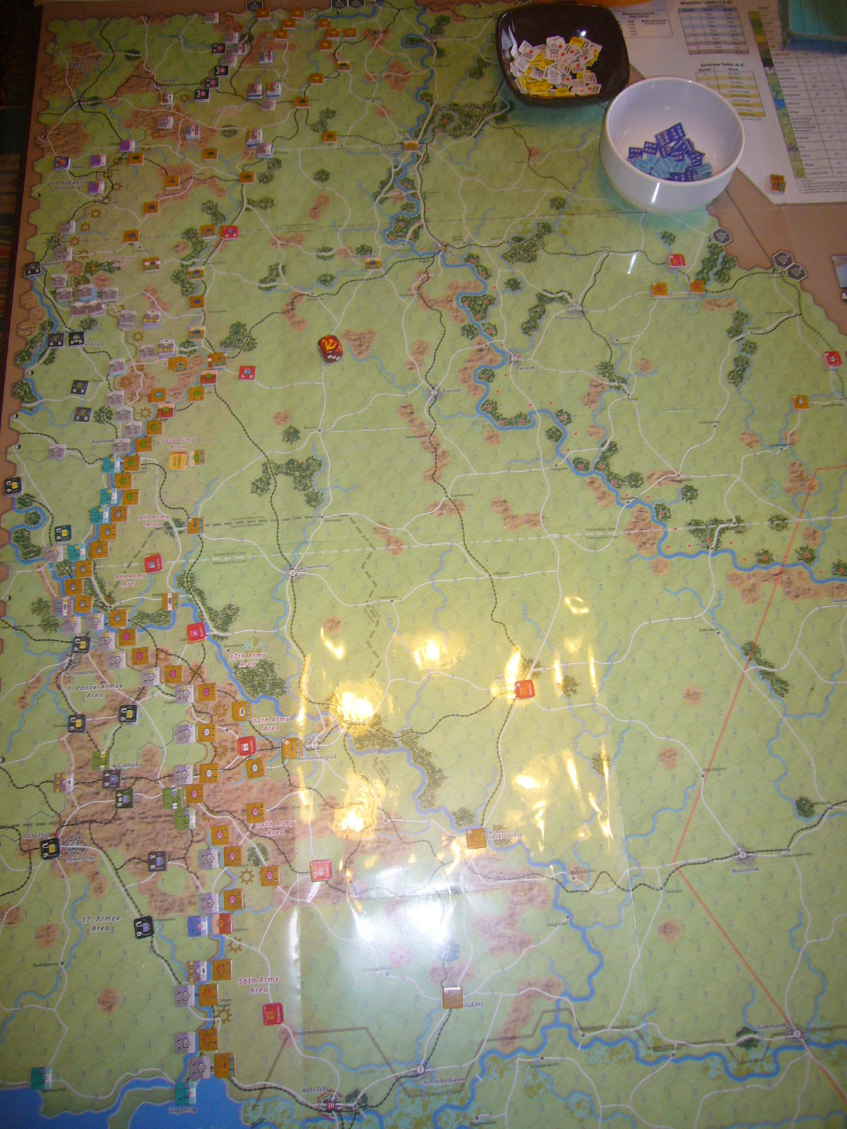 (Compass)FALL BLAU: Army Group South, June to December 1942 青作戦:史実の7月キャンペーンお試し5人戦❶_b0173672_16240157.jpg