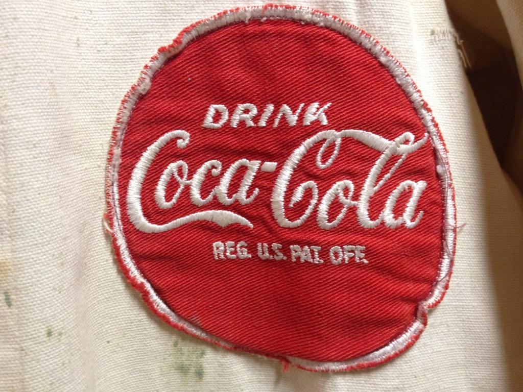 神戸店7/13(水)ヴィンテージ&スーペリア入荷!#5 1940\'s Coca-Cola Soft Work JKT!!!(T.W.神戸店)_c0078587_12411777.jpg